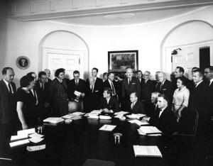 The Presidents Panel on Mental Retardation, 1961