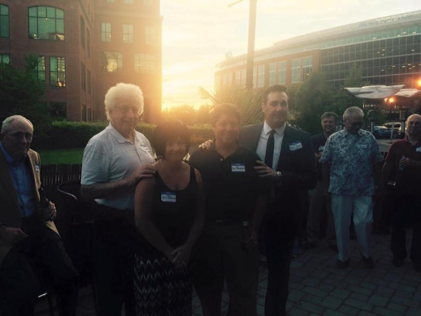 Delaware State Reps. John Kowalko, Kim Williams, Paul Baumbach & Sean Lynn