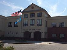 The_original_Newark_Charter_School_building,_now_used_as_the_intermediate_school_2014-08-18_20-46