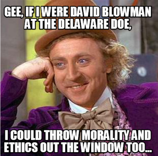 Scumbag Delaware DOE Defends Freire's Offensive Opt Out Trick ToParents