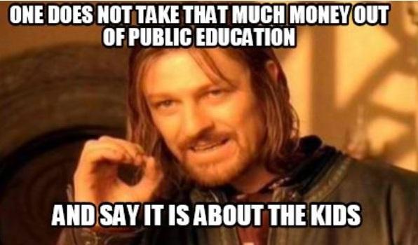 Who Funds Teach For America, KIPP, & RocketshipEducation?