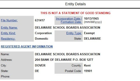 dsbacorporatestatusindelaware