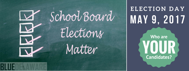 School Board Candidate Responses – New Castle County Edition