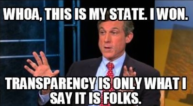 Governor Carney Shuts Out The Public With Family Services Cabinet Council And Screws Transparency & FOIA In Delaware